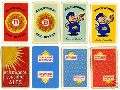 Link to Brickwoods Playing Cards